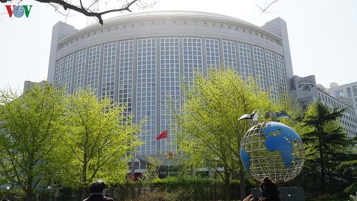 В Китае почтили память погибших от коронавируса - ảnh 1