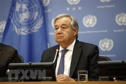 Генсек ООН приветствовал формирование нового правительства в Ираке - ảnh 1