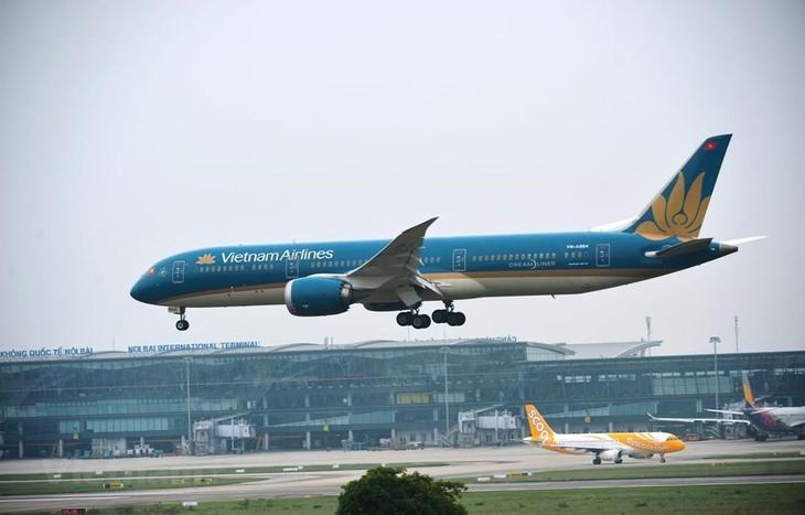Vietnam Airlines открыла новые внутренние рейсы - ảnh 1