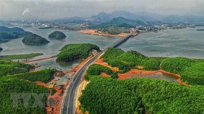 Экономическая зона Куангйен была дополнительно включена в Проект планирования приморских экономических зон - ảnh 1