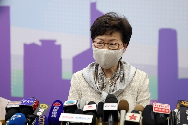 Администрация Гонконга  обещала сотрудничество в сфере национальной безопасности  - ảnh 1