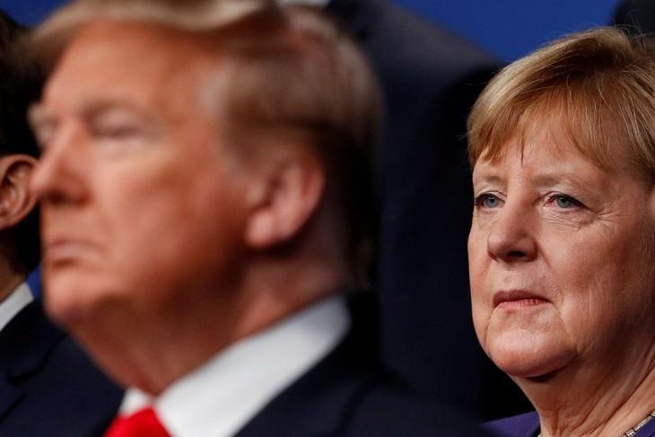США намерены вывести из Германии 9,5 тыс. своих военнослужащих - ảnh 1