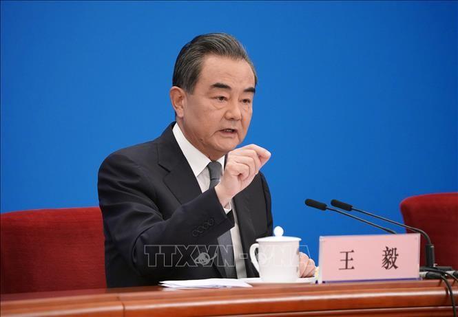 Китай и ЕС провели 10-й раунд стратегического диалога на высоком уровне - ảnh 1