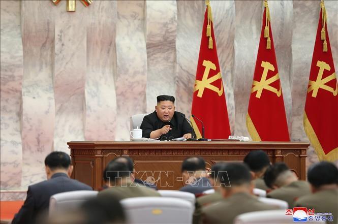 КНДР стремится к созданию более надёжных сил для противодействия военным угрозам - ảnh 1