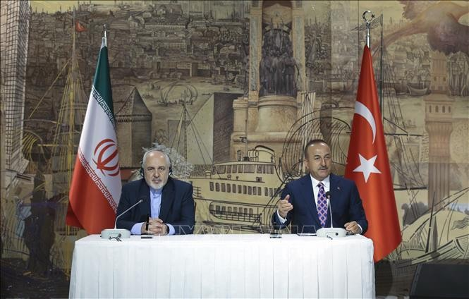Турция заявила о продолжении переговоров с Россией по урегулированию ситуации в Ливии - ảnh 1