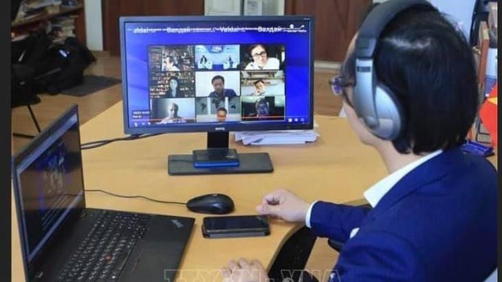 Международная азиатская онлайн-конференция «Перспективы новой биполярности и её воздействие на АТР» - ảnh 1