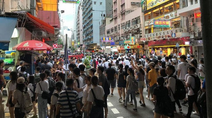 Главы МИД стран G7 сделали совместное заявление по Гонконгу - ảnh 1