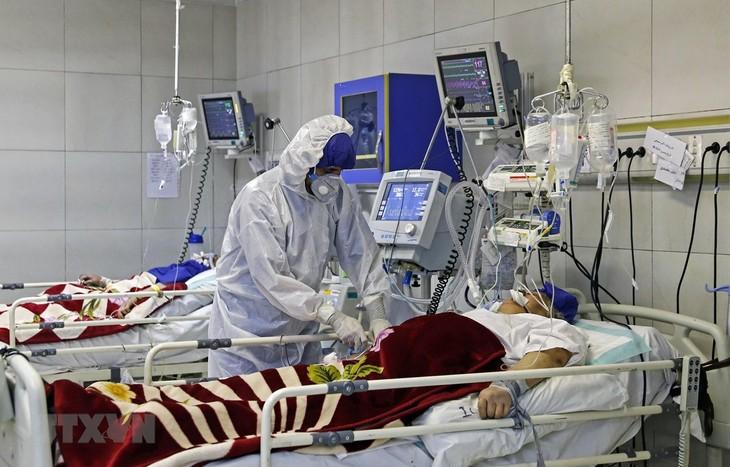 Ситуация с пандемией в мире - ảnh 1