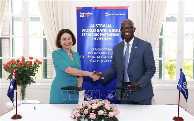 ВБ и Австралия содействуют Вьетнаму в восстановлении  экономики после COVID-19 - ảnh 1