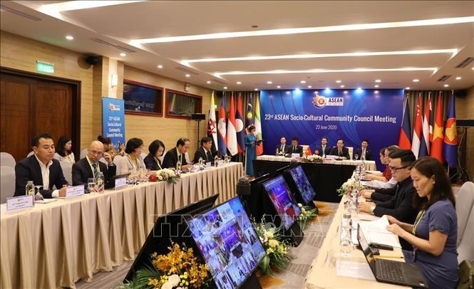 Вьетнам проявил активность и ответственность в качестве председателя АСЕАН - ảnh 1