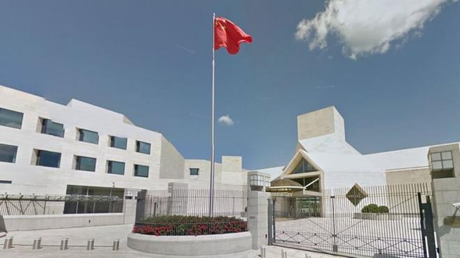 Китай введет ответные меры в отношении США из-за санкций против китайских чиновников - ảnh 1