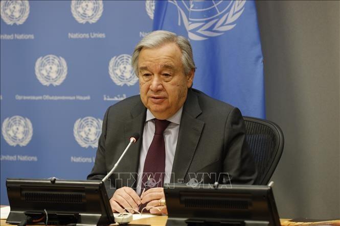 Глава ООН призвал страны мира присоединиться к Конвенции о биооружии - ảnh 1