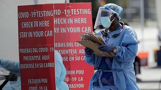 Общее число заражённых коронавирусом в мире превысило 12 млн. человек - ảnh 1