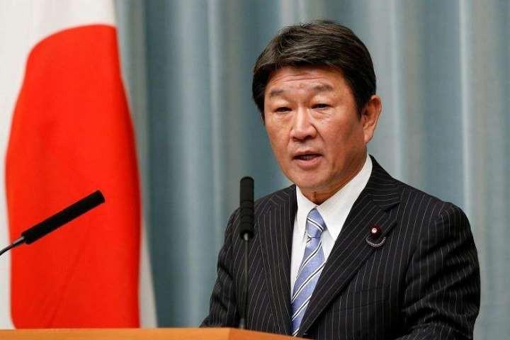 Япония поддерживает позицию США в отношении незаконных действий Китая в Восточном море - ảnh 1