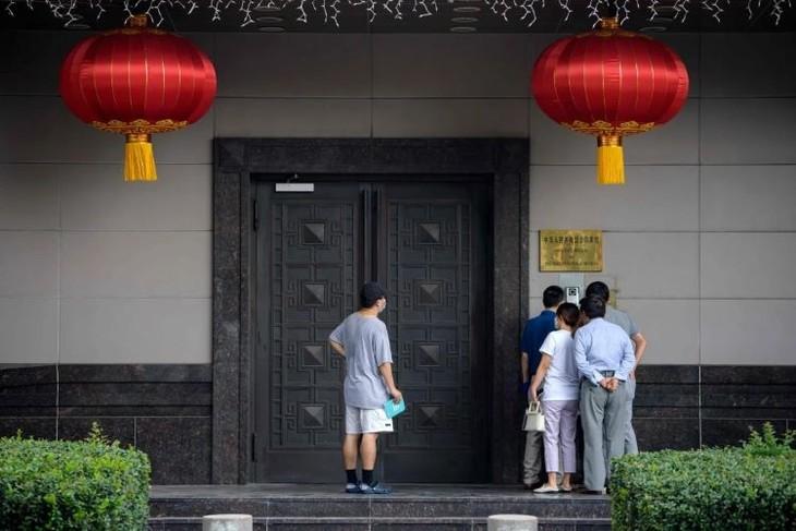 Посольство КНР в США отреагировало на требование США о закрытии Генконсульства в Хьюстоне - ảnh 1