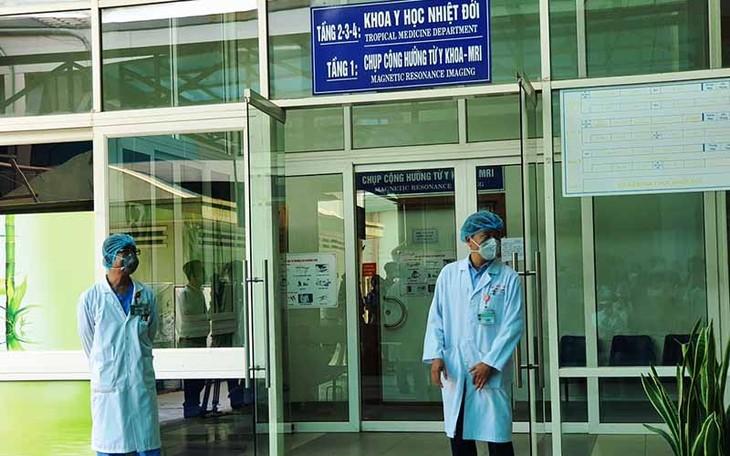 Тесты 102 человек, имевших контакты с лицом с подозрением на COVID-19 в Дананге, дали негативный результат - ảnh 1