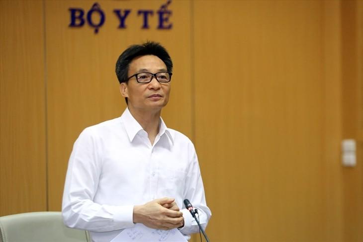 Вьетнам готов противостоять новой волне COVID-19 в стране - ảnh 1
