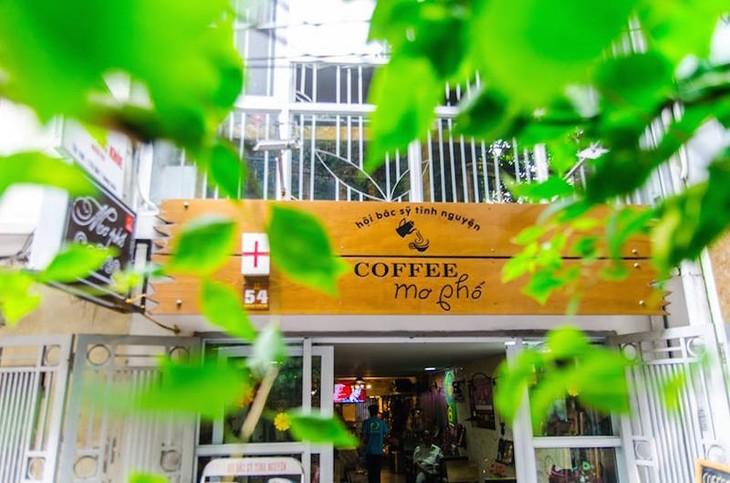 Кафе «Мечта горожанина» - медпункт для бедных больных - ảnh 1
