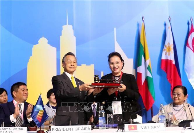 Вьетнам играет центральную роль в АСЕАН - ảnh 1