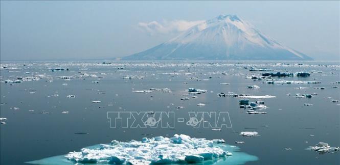 Глава МЧС России посетил один из спорных с Японией островов - ảnh 1