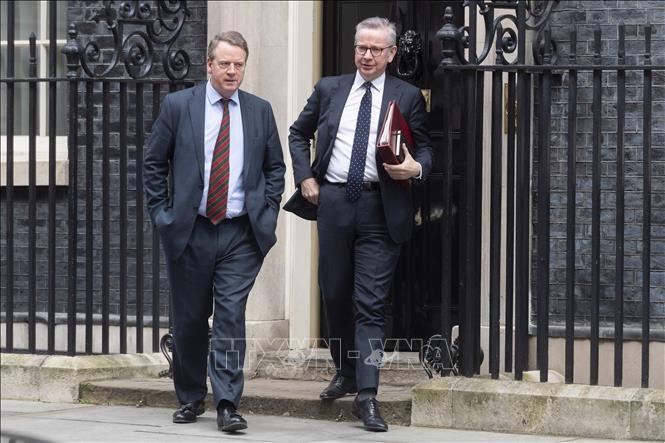 Лондон увидел прогресс в переговорах с Брюсселем о ЗСТ  - ảnh 1