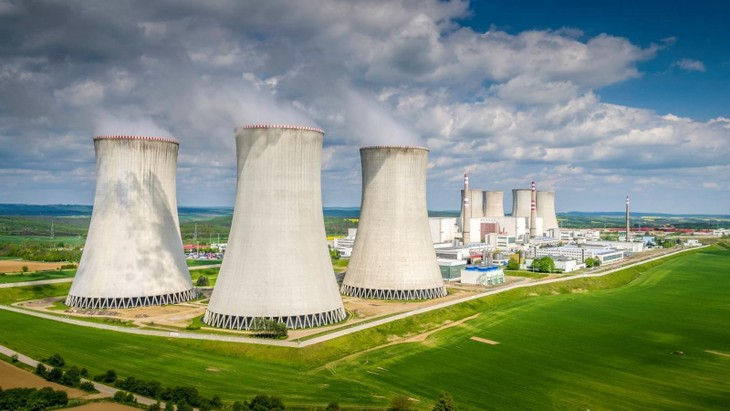 Чехия не подпишет с США меморандум о строительстве нового энергоблока АЭС «Дукованы» - ảnh 1