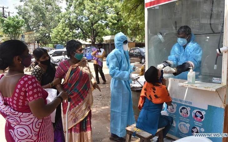 Более 21 млн. в мире заразились коронавирусом нового типа - ảnh 1