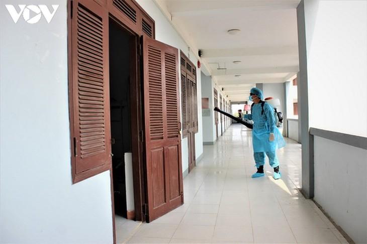 Власти провинции Куангнам решили открыть еще 4 зоны карантина - ảnh 1