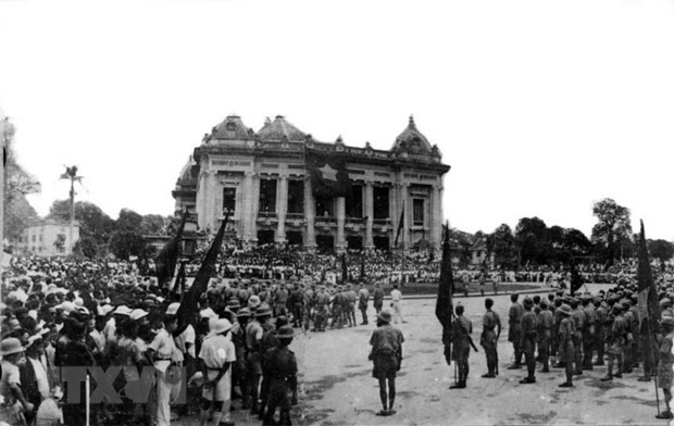 Алжирские СМИ об историческом значении Августовской революции 1945 года - ảnh 1