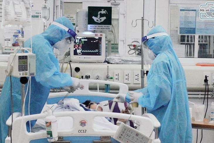 Во Вьетнаме от коронавируса умер 30-й пациент - ảnh 1