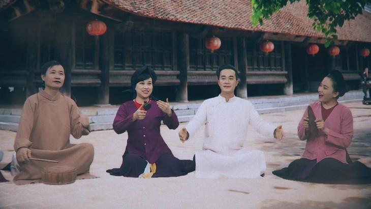 Исполнители традиционной музыки вносят вклад в борьбу с COVID-19 - ảnh 1