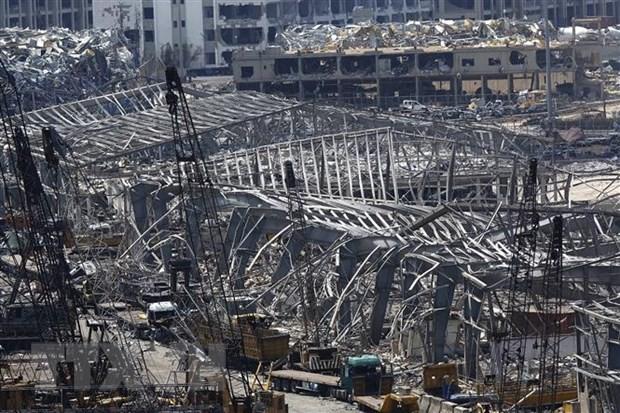 Франция готова принять международную конференцию в поддержку Ливана в октябре - ảnh 1