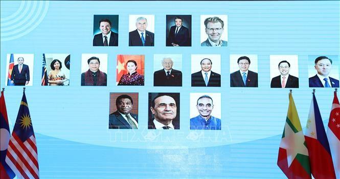 Вьетнам в качестве председателя АИПА вносит активный вклад в ее деятельность - ảnh 1