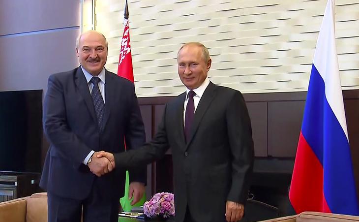 Россия и Беларусь продолжат оборонное сотрудничество - ảnh 1