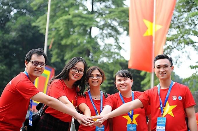 3-й глобальный форум молодых вьетнамских интеллектуалов: роль молодых вьетнамских интеллектуалов в развитии страны  - ảnh 1