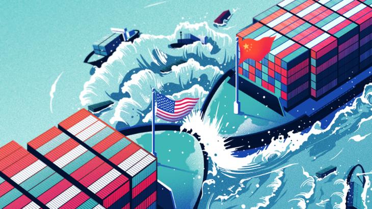 Китай приветствовал решение ВТО о незаконности пошлин США - ảnh 1