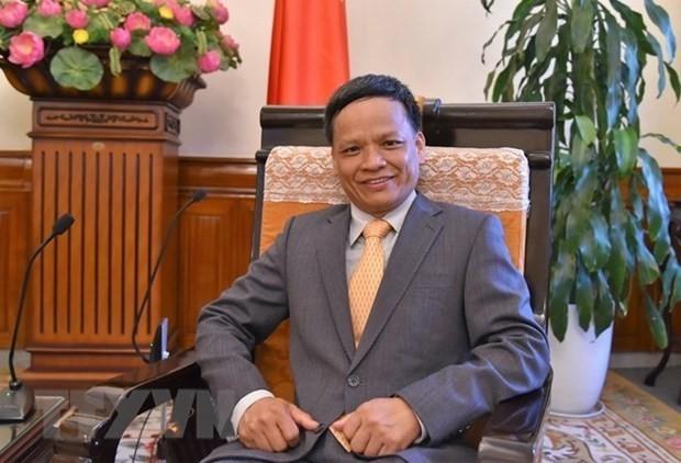 Вьетнам перевыдвинул своего кандидата в Комиссию международного права ООН - ảnh 1