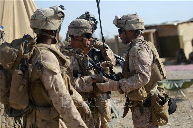 Байден не исключил возможность вывода войск США из Афганистана к 1 мая - ảnh 1