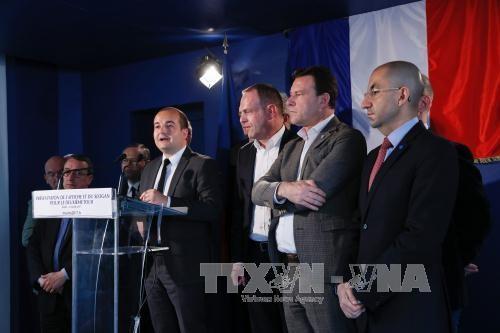 Pilpres Perancis: Polisi menangkap terduga yang melakukan serangan terhadap website capres Marine Le Pen - ảnh 1