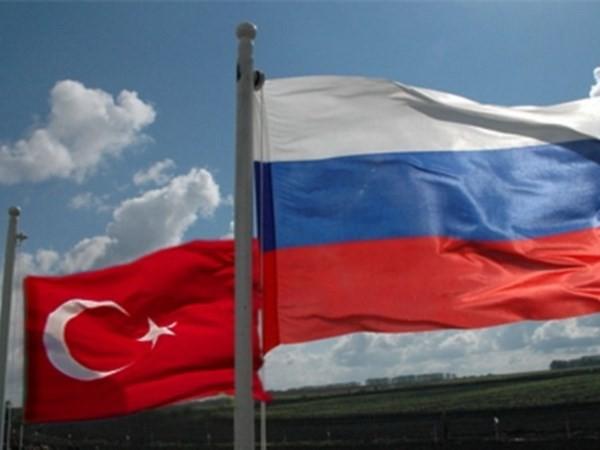 Rusia dan Turki selangkah demi selangkah menormalisasi hubungan perdagangan - ảnh 1