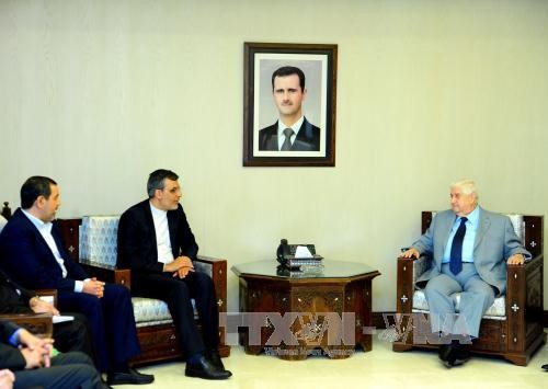 Suriah menekankan tekad terus menentang terorisme - ảnh 1