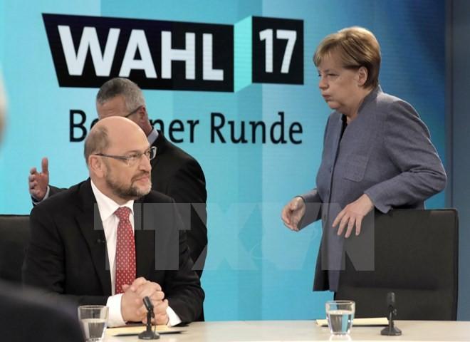 Jerman: CDU/CSU dan SPD menyepakati waktu perundingan untuk penjajakan tentang pembentukan Pemerintah - ảnh 1