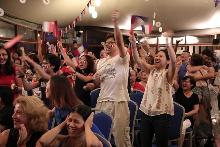 Menundukkan Kroasia, Perancis menjuarai  Piala Dunia  2018 - ảnh 2
