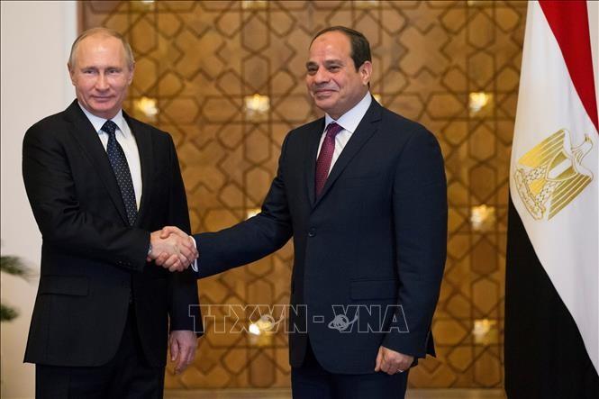 Mesir dan Rusia menjadi mitra komprehensif - ảnh 1