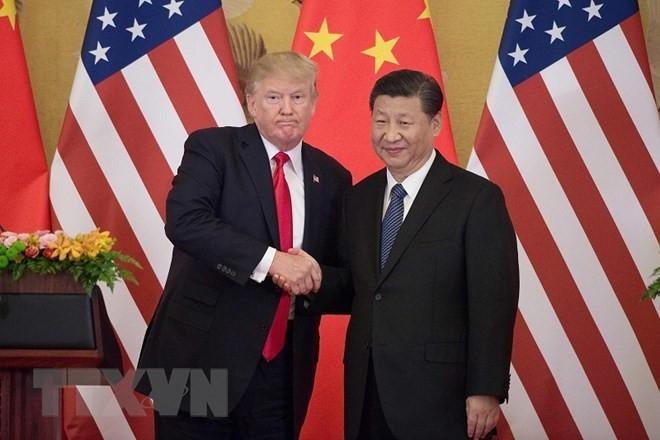 Pimpinan AS dan Tiongkok melakukan pembicaraan telepon tentang perdagangan - ảnh 1