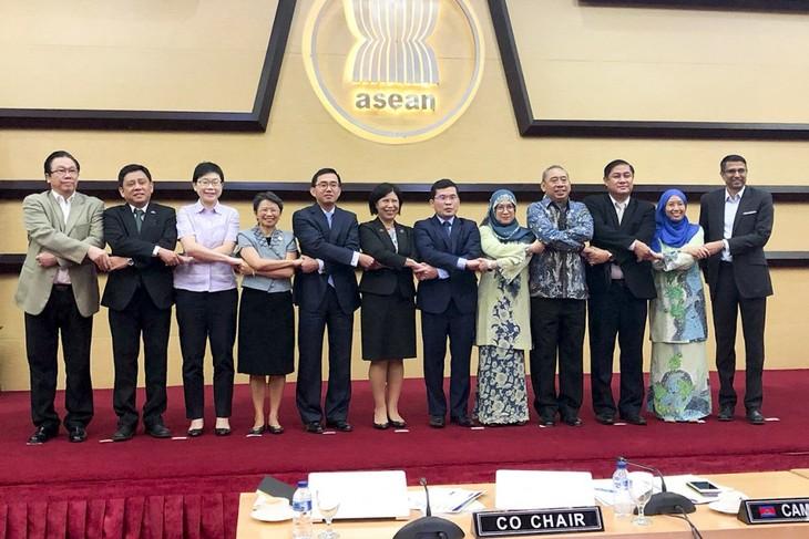 Selandia Baru menambahkan strategi demi perdamaian dalam titik berat kerjasama dengan ASEAN - ảnh 1