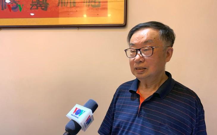 Opini umum Tiongkok menyambut kunjungan Ketua MN Nguyen Thi Kim Ngan  - ảnh 1