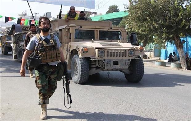 AS dan Pasukan Taliban menyepakati rancangan permufakatan damai di Afghanistan - ảnh 1