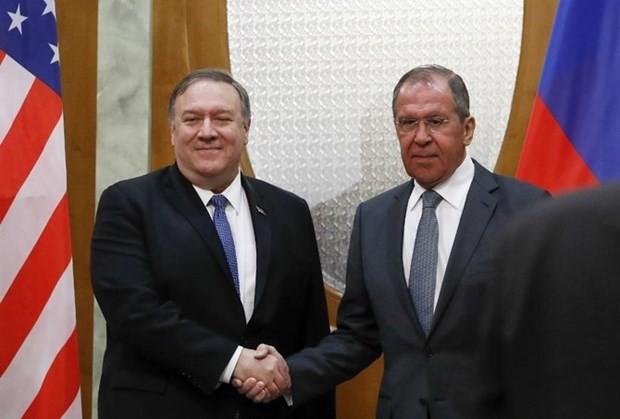 AS mengumumkan saat Menlu Rusia mengunjungi Washington - ảnh 1