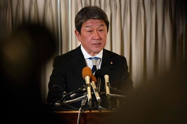 Menlu Jepang akan mengunjungi Vietnam dari tanggal 5/1/2020 - ảnh 1